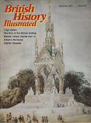 British History Illustrated Magazine September 1977 Magazine
