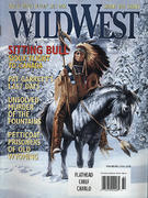 Wild West Magazine February 1998 Magazine