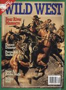 Wild West Magazine April 1992 Magazine