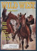 Wild West Magazine October 1988 Magazine