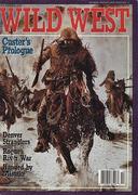 Wild West Magazine December 1991 Magazine