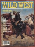 Wild West Magazine June 1988 Magazine