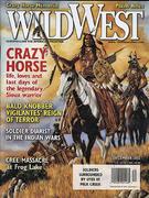 Wild West Magazine December 2002 Magazine