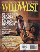 Wild West Magazine October 2000 Magazine