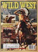 Wild West Magazine October 1989 Magazine