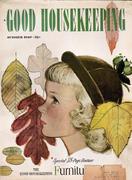 Good Housekeeping October 1949 Magazine