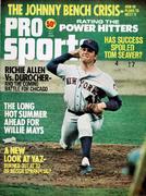 Pro Sports Magazine July 1972 Magazine