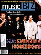 Music Biz Magazine August 2001 Magazine
