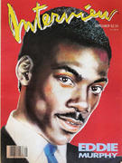 Interview Magazine September 1987 Magazine