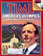 Time Magazine October 17, 1983 Magazine