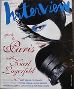 Interview Magazine October 2001 Magazine