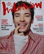 Interview Magazine May 2002 Magazine