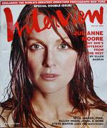 Interview Magazine December 2001 Magazine