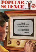 Popular Science February 1949 Magazine