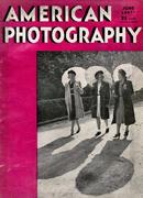 American Photography Magazine June 1947 Magazine
