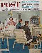 The Saturday Evening Post April 29, 1961 Magazine
