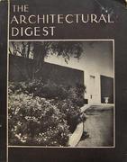 Architectural Digest Winter 1957 Magazine