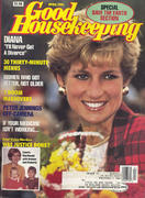 Good Housekeeping April 1991 Magazine