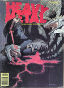 Heavy Metal Magazine August 1977 Magazine
