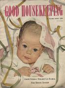 Good Housekeeping January 1950 Magazine