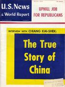 U.S. News & World Report July 4, 1952 Magazine