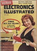 Mechanix Illustrated Magazine June 1960 Magazine