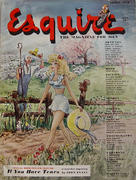 Esquire April 1, 1948 Magazine