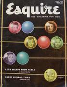 Esquire April 1, 1953 Magazine
