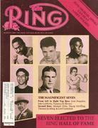 The Ring Magazine August 1985 Magazine