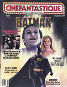 Cinefantastique Magazine November 1989 Magazine