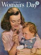Woman's Day Magazine November 1948 Magazine