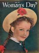 Woman's Day Magazine April 1949 Magazine