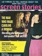Screen Stories Magazine February 1973 Magazine