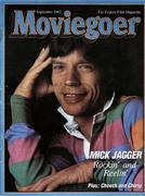 Moviegoer Magazine September 1982 Magazine