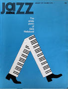 Jazz Journal Magazine January 1977 Magazine