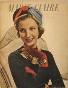 Marie Claire Magazine December 29, 1939 Magazine