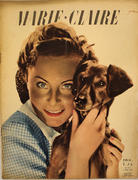 Marie Claire Magazine June 7, 1940 Magazine