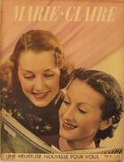 Marie Claire Magazine January 7, 1938 Magazine