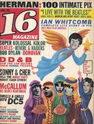 16 Magazine January 1966 Magazine