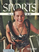 Sports Illustrated May 23, 1955 Vintage Magazine