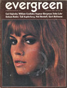 Evergreen Magazine February 1969 Magazine