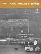 Chicago Police Star Magazine August 1968 Magazine
