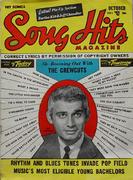 Song Hits Magazine October 1954 Magazine