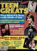 Teen Greats Magazine July 1978 Magazine