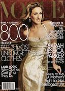 Vogue Magazine September 2005 Magazine