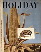 Holiday Magazine August 1948 Magazine