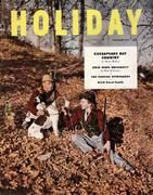 Holiday Magazine November 1951 Magazine