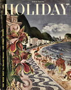 Holiday Magazine March 1948 Magazine