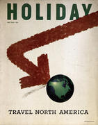 Holiday Magazine July 1953 Magazine