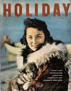 Holiday Magazine August 1959 Magazine